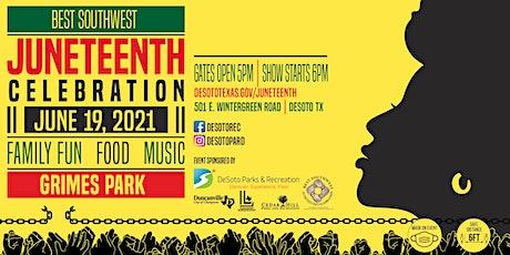Best Southwest Juneteenth Celebration tickets