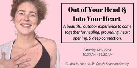 Out of Your Head & Into Your Heart - A Women's Circle tickets