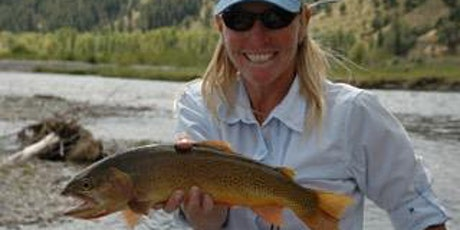 Women's Fly-Fishing Casting Clinic tickets