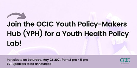 Youth Health Policy Lab tickets