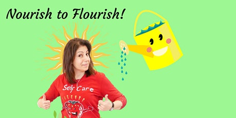 Nourish to Flourish - Creative Wellbeing for Mental Health Awareness Week! tickets