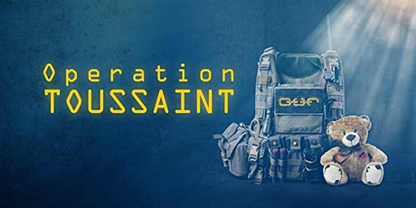 Operation Toussaint: A Virtual Screening and Fundraiser tickets