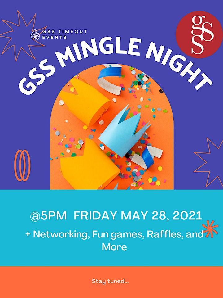 GSS Timeout Mingle Night image