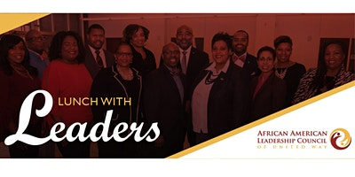 Lunch with Leaders – Mental Health & Racial Disparities in our  Community