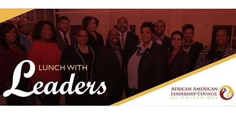 Lunch with Leaders - Mental Health & Racial Disparities in our Community tickets