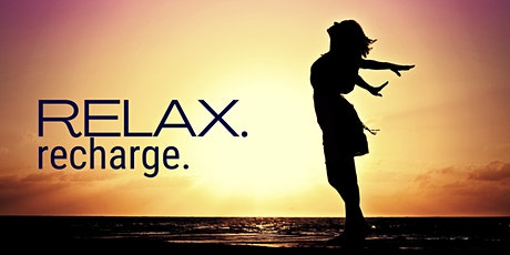 Relax. Recharge. tickets