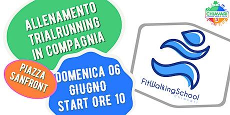 CPG 2021 - ALLENAMENTO TRAIL RUNNING FACILE biglietti