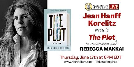"Northshire Live: Jean Hanff Korelitz ""The Plot"" tickets"