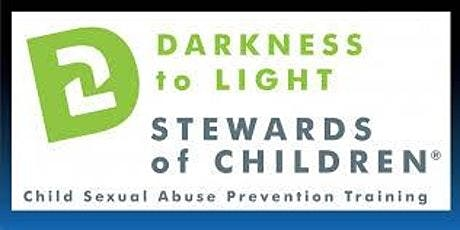 Darkness to Light Child Sexual Abuse Prevention Training tickets