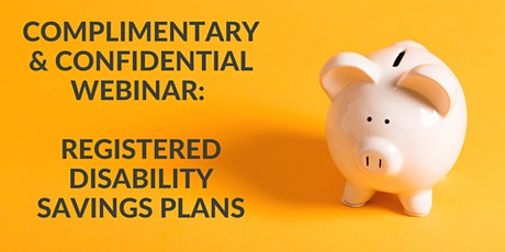 Registered Disability Savings Plans tickets