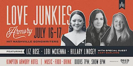 Love Junkies (July 16) tickets