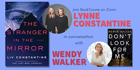 Zoom Event: Lynne Constantine in conversation with Wendy Walker tickets