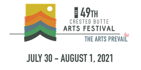 The 49th Crested Butte Arts Festival tickets