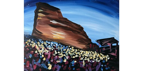 """Red Rocks"" - Saturday June 12th, 7:00PM, $30 tickets"