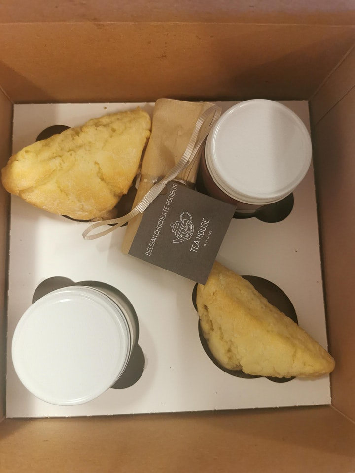 High Tea Box TO - GO St Jacobs image