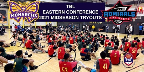 TBL  2021 EASTERN CONFERENCE  MIDSEASON TRYOUTS tickets