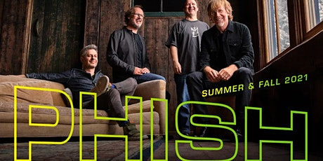 Phish - Camping 3 Nights tickets