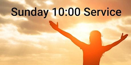 Sunday 16 May10:00 Service tickets