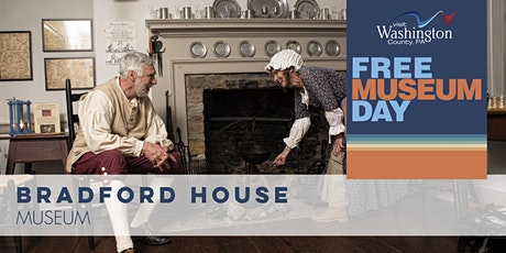 Free Museum Day in Washington County, PA | Bradford House Museum tickets