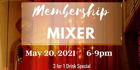 NAREB Membership Mixer tickets