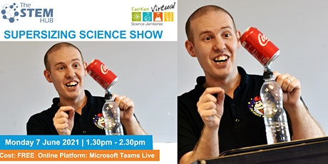 Science Jamboree: Surprising Science Show tickets