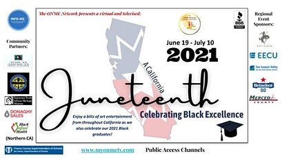 A California Juneteenth: Celebrating Black Excellence tickets