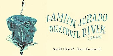 Okkervil River (solo) & Damien Jurado (9/22 Show) tickets