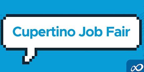 2021 Cupertino Job Fair tickets