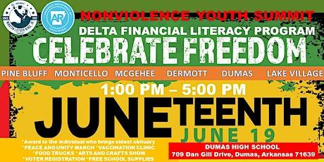 2021 Juneteenth Celebration: Delta Financial Literacy tickets