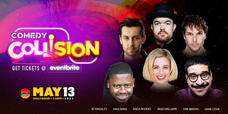 Laugh Factory presents: Comedy Collision tickets