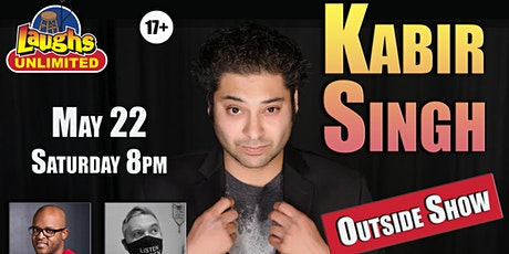 OUTSIDE SHOW - Kabir Singh with Special Guest Chris Smith tickets