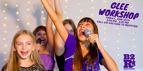 June Glee Workshop! tickets