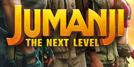 Jumanji: The Next Level tickets