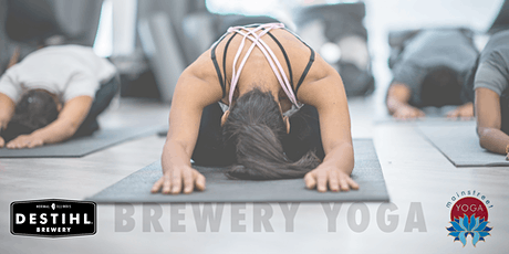 Brewery Yoga with Main Street Yoga tickets