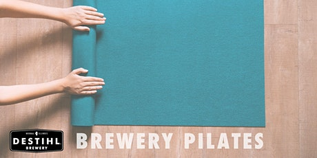 Brewery Pilates with The Well & Fit Studio tickets