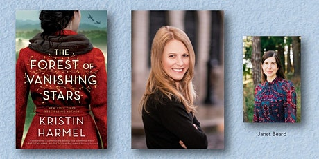 Kristin Harmel Discusses Powerful New WWII Novel with Author Janet Beard! tickets
