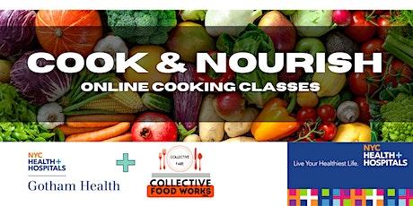 COOK & NOURISH by Gotham Health x Collective Fare biglietti
