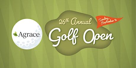 Agrace Golf Open tickets
