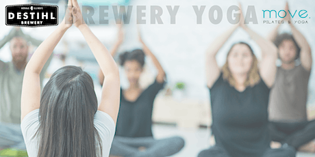 Brewery Yoga with Move. tickets