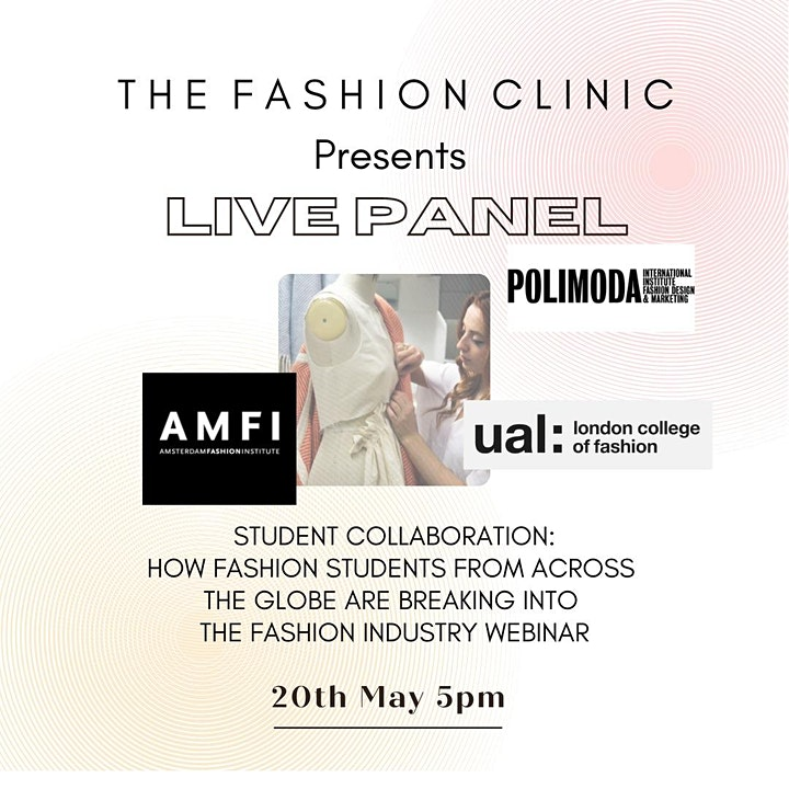 Fashion Clinic Panel: Student Entrepreneurs Breaking Into Global Markets image