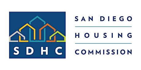 SDHC - Landlord Seminar (05/20/2021) ingressos