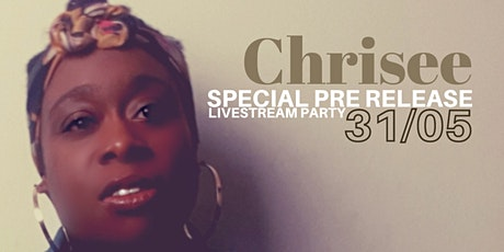 Chrisee: Special Pre-Release Livestream Party Tickets