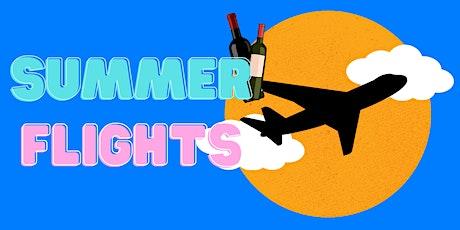 Summer Flights French Wine Fest tickets
