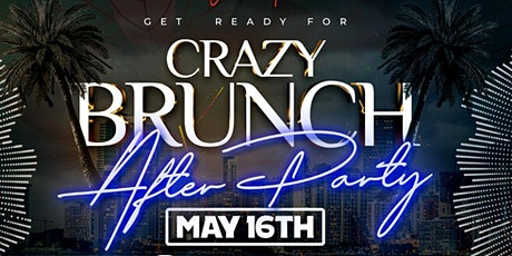 Fubar Miami - Crazy Brunch after party tickets