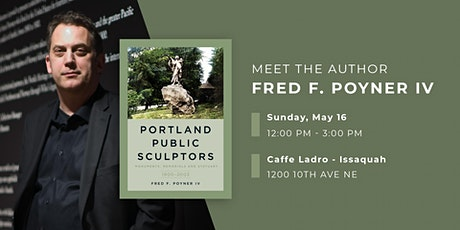 Meet The Author: Fred F. Poyner IV tickets