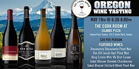 Oregon Wine Tasting tickets