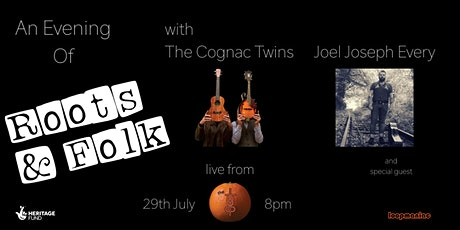 An Evening of ROOTS and FOLK : Live from The Loop tickets