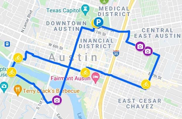 MetroBike Austin Tour with YPT-Austin image