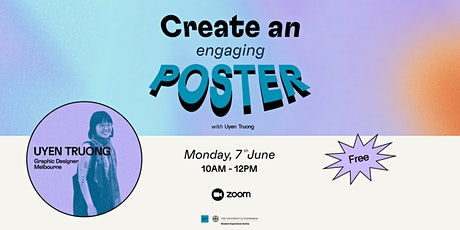 How to Create an Engaging Poster with Research Bow! tickets