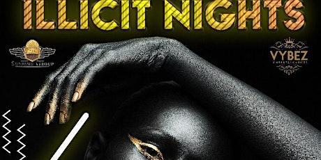 Linkd up - Illicit night tickets